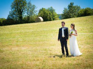 Le mariage de Sophie et Guilhem