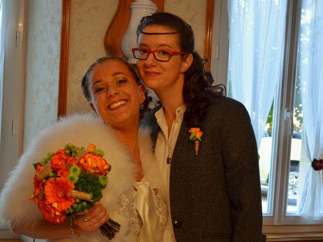 Le mariage de Cécile et Élodie à La Séguinière, Maine et Loire 11