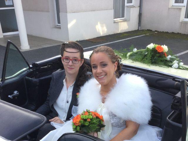 Le mariage de Cécile et Élodie à La Séguinière, Maine et Loire 14
