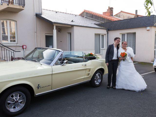 Le mariage de Cécile et Élodie à La Séguinière, Maine et Loire 15