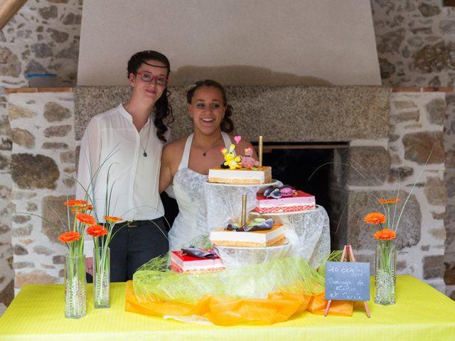 Le mariage de Cécile et Élodie à La Séguinière, Maine et Loire 35