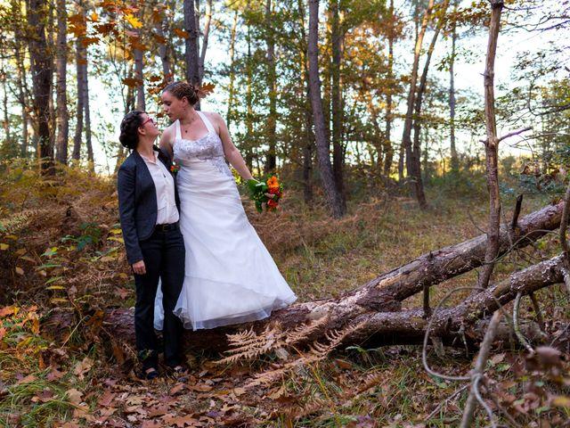 Le mariage de Cécile et Élodie à La Séguinière, Maine et Loire 1