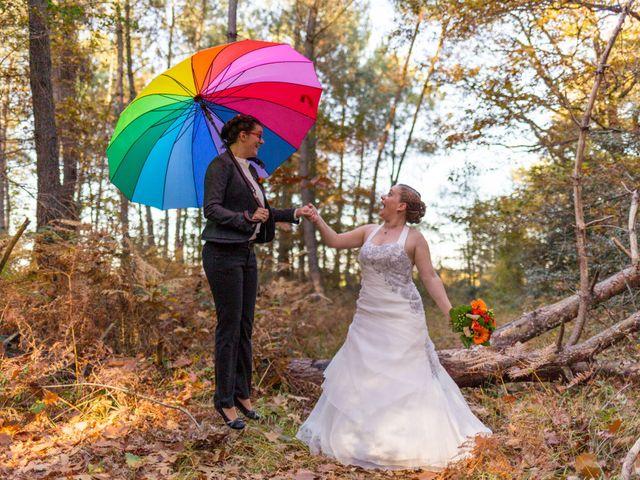 Le mariage de Cécile et Élodie à La Séguinière, Maine et Loire 41