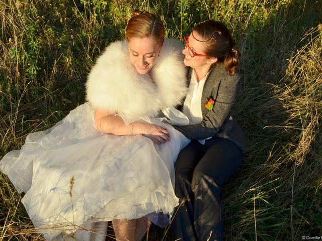 Le mariage de Cécile et Élodie à La Séguinière, Maine et Loire 50