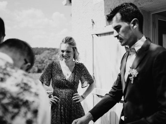 Le mariage de Julien et Marion à La Celle, Var 9