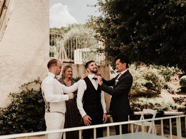 Le mariage de Julien et Marion à La Celle, Var 10