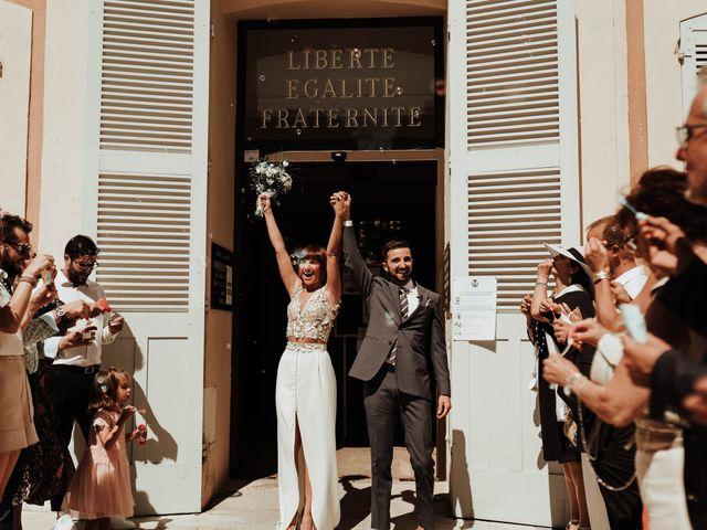 Le mariage de Julien et Marion à La Celle, Var 63
