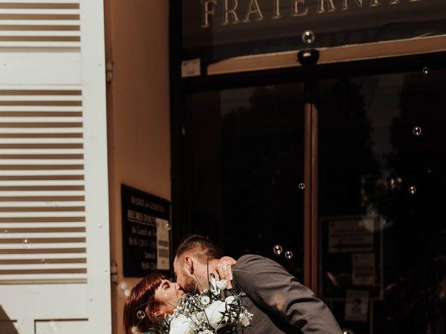 Le mariage de Julien et Marion à La Celle, Var 64