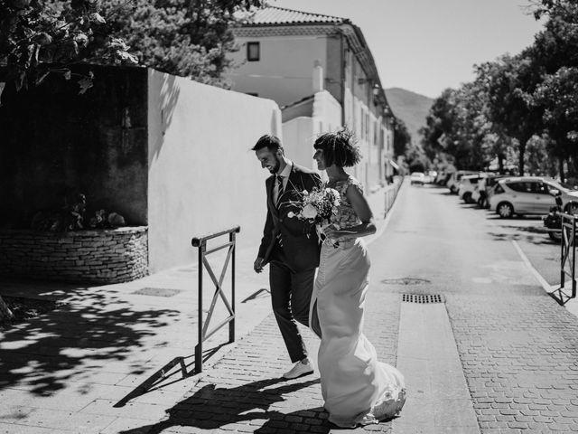 Le mariage de Julien et Marion à La Celle, Var 66