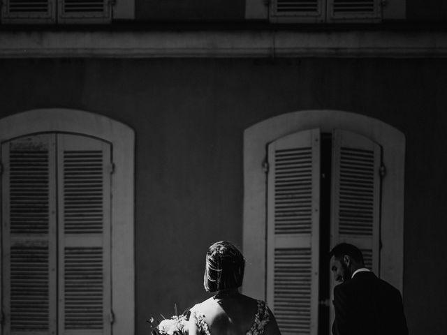 Le mariage de Julien et Marion à La Celle, Var 67