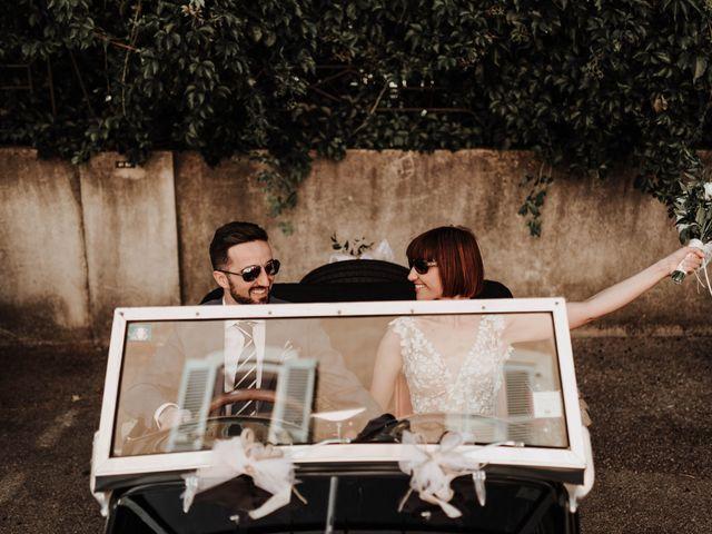 Le mariage de Julien et Marion à La Celle, Var 80