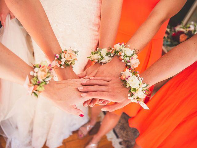 Le mariage de Florent et Lorane à Lavaur, Tarn 4