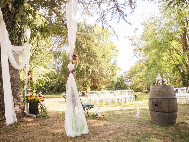 Le mariage de Florent et Lorane à Lavaur, Tarn 25