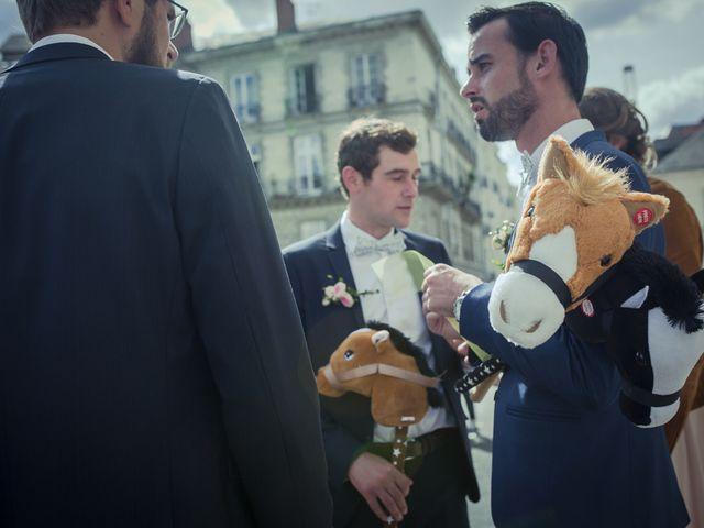 Le mariage de Maxime et Flore à Nantes, Loire Atlantique 16