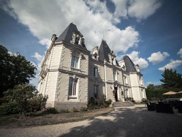 Le mariage de Maxime et Flore à Nantes, Loire Atlantique 18