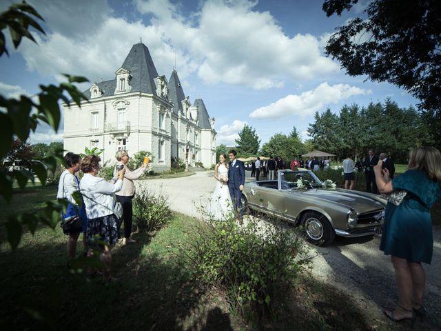 Le mariage de Maxime et Flore à Nantes, Loire Atlantique 19