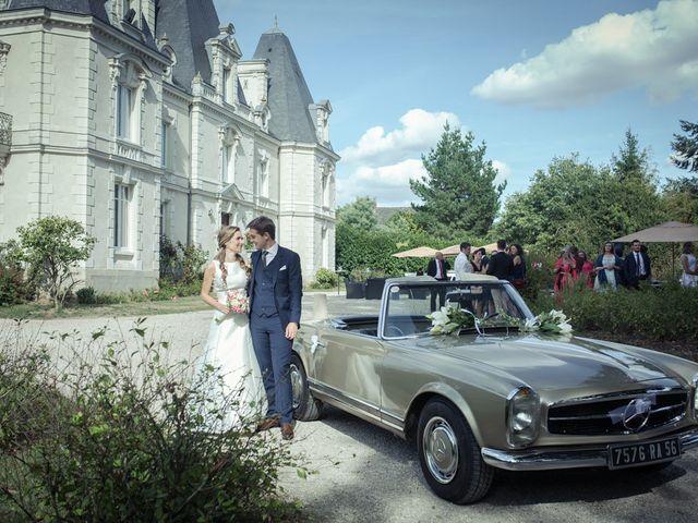 Le mariage de Maxime et Flore à Nantes, Loire Atlantique 25
