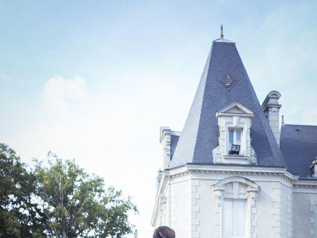 Le mariage de Maxime et Flore à Nantes, Loire Atlantique 28