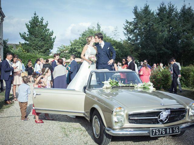 Le mariage de Maxime et Flore à Nantes, Loire Atlantique 32