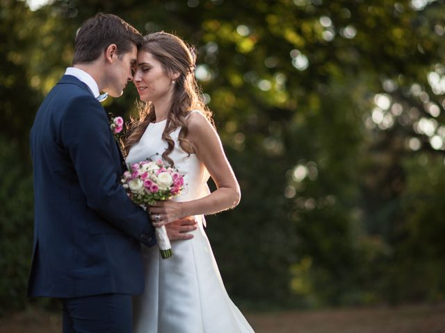 Le mariage de Flore et Maxime