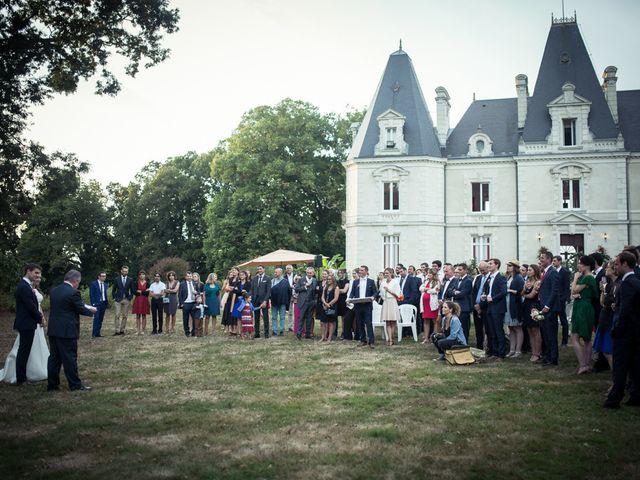 Le mariage de Maxime et Flore à Nantes, Loire Atlantique 44