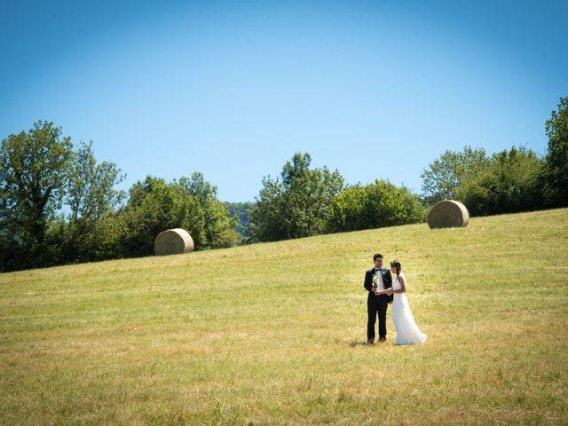 Le mariage de Guilhem et Sophie à La Châtelaine, Jura 2