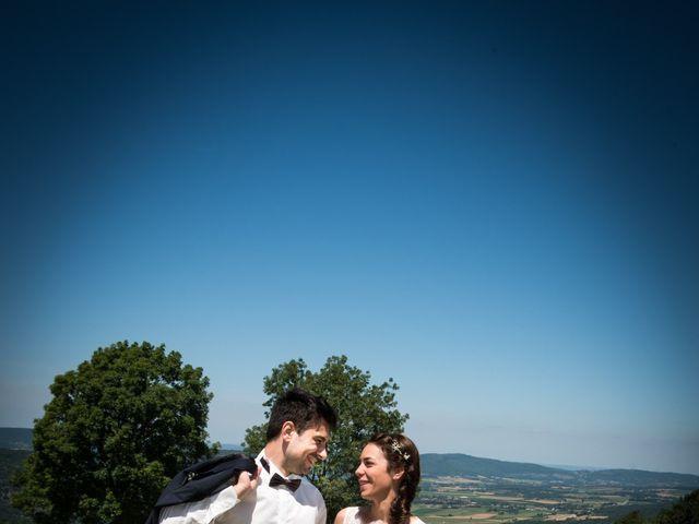 Le mariage de Guilhem et Sophie à La Châtelaine, Jura 5