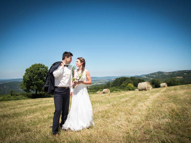 Le mariage de Guilhem et Sophie à La Châtelaine, Jura 7
