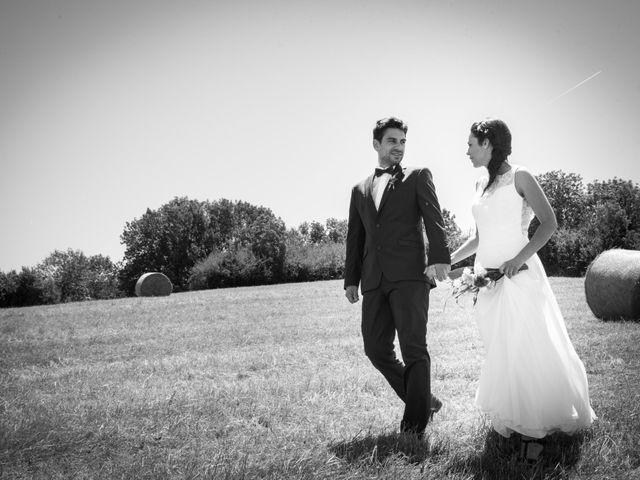 Le mariage de Guilhem et Sophie à La Châtelaine, Jura 9