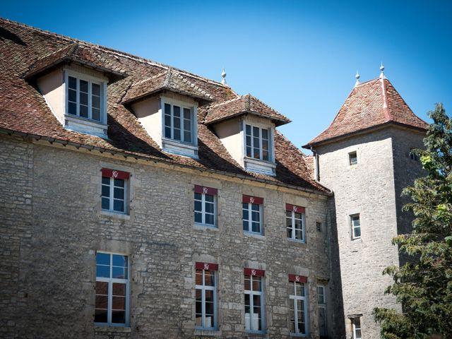 Le mariage de Guilhem et Sophie à La Châtelaine, Jura 10