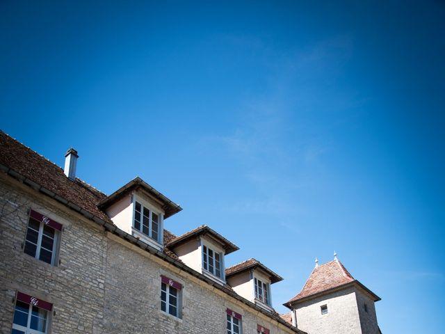Le mariage de Guilhem et Sophie à La Châtelaine, Jura 12