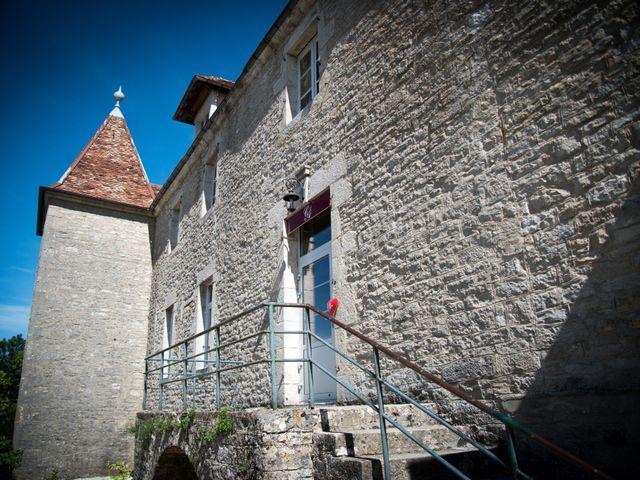 Le mariage de Guilhem et Sophie à La Châtelaine, Jura 15