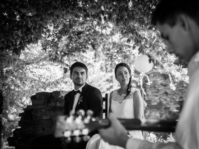 Le mariage de Guilhem et Sophie à La Châtelaine, Jura 19