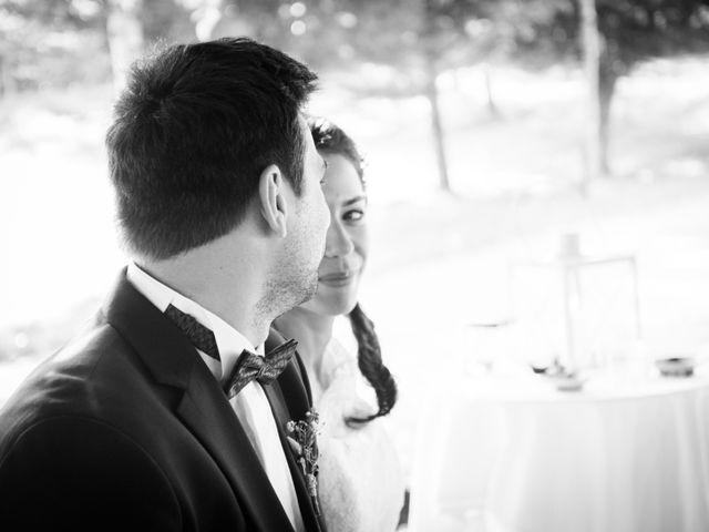 Le mariage de Guilhem et Sophie à La Châtelaine, Jura 20