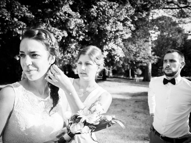 Le mariage de Guilhem et Sophie à La Châtelaine, Jura 26