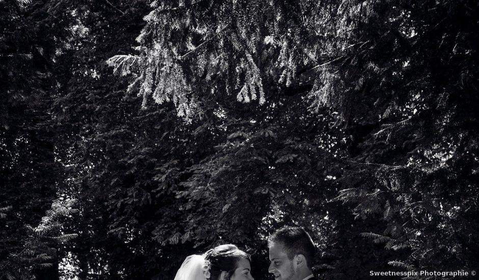 Le mariage de romain et anais à Liancourt, Oise