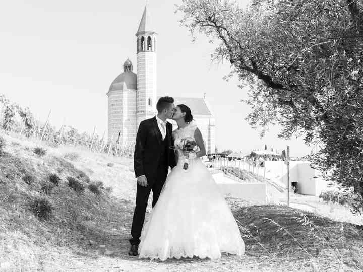 Le mariage de Sarah et Anthony