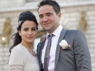 Le mariage de Sherry et Tom 1