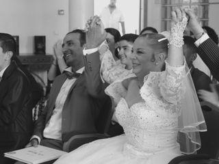 Le mariage de Gisèle et Azes 1