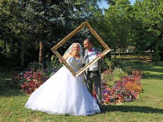 Le mariage de Gisèle et Azes 2