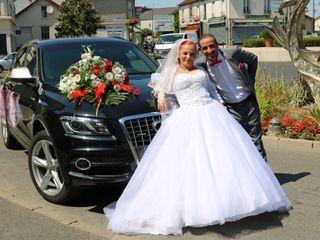 Le mariage de Gisèle et Azes