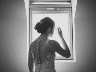 Le mariage de Noémie  et Alvin 1