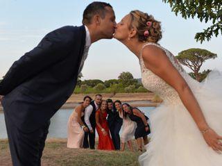 Le mariage de Julia et Julien