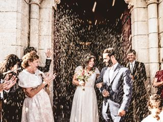 Le mariage de Mathilde et Mathieu