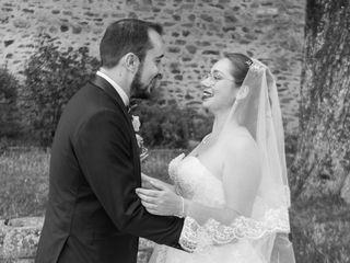 Le mariage de Rhéa et Eric