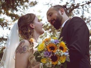 Le mariage de Daphne et Matthias