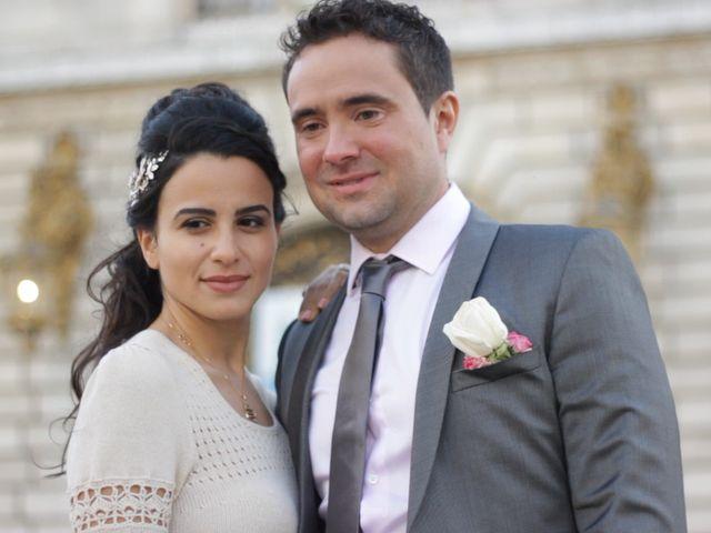 Le mariage de Tom et Sherry à Lésigny, Seine-et-Marne 3