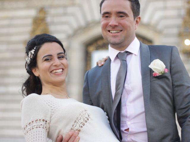 Le mariage de Tom et Sherry à Lésigny, Seine-et-Marne 4