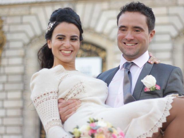 Le mariage de Tom et Sherry à Lésigny, Seine-et-Marne 5