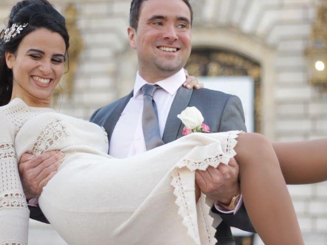Le mariage de Tom et Sherry à Lésigny, Seine-et-Marne 2